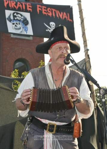 The Brigands: Pirate Music and Black Powder Cannons: The Crew